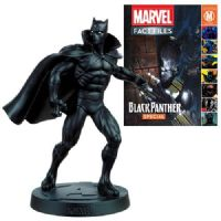 Marvel Fact Files - Special: Black Panther - Statue & Magazine